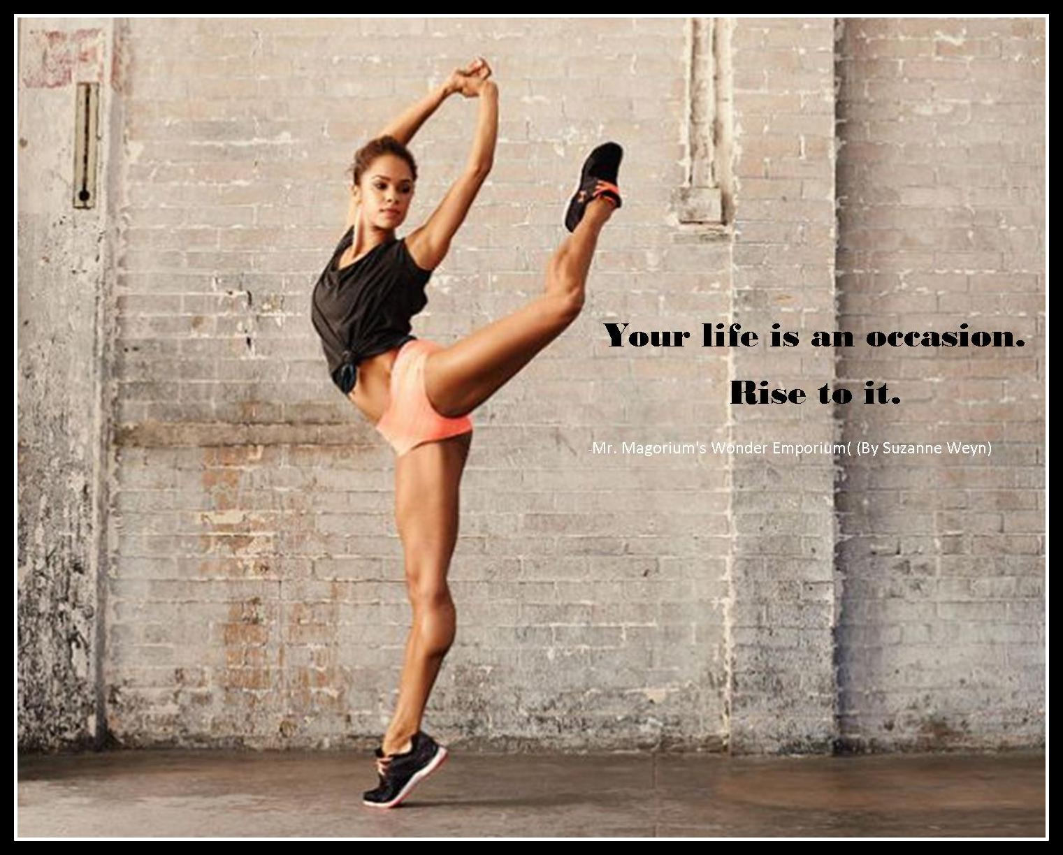 rise to it-Misty Copeland