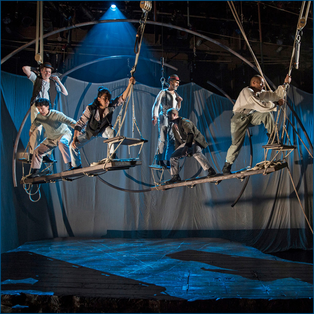 Moby Dick at South Coast Repertory
