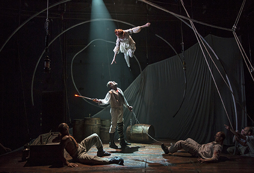 Moby Dick, South Coast Repertory Theatre